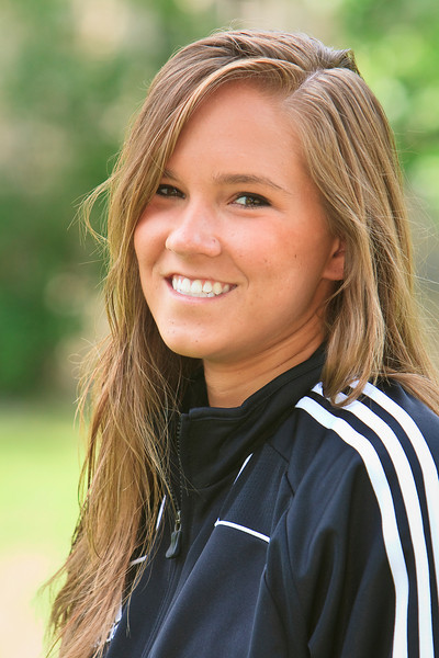 #19 Allie Beckers<br /> <br /> Position: Forward<br /> Class: Junior<br /> Hometown: Billings, MT<br /> Previous School: Billings Central HS<br /> Parents: James and Susan Beckers