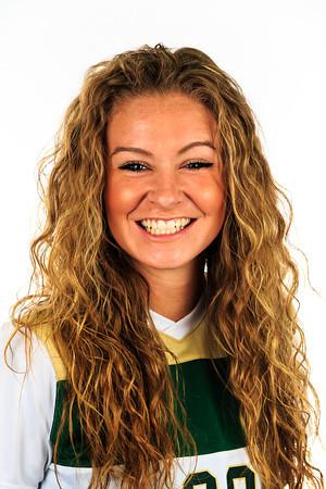 #20 Kathleen Allen<br /> Position: Midfielder<br /> Class: Red Shirt- Senior<br /> Hometown: Livermore, CA