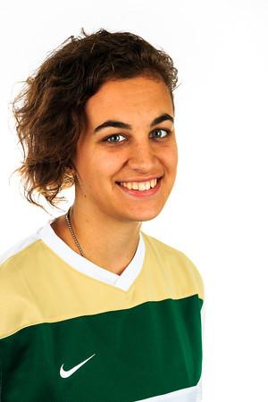 #19 Dunja Stokan<br /> Position: Midfielder<br /> Class: Freshman<br /> Hometown: Rijka, Croatia