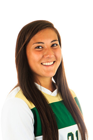#21 Janell Cabrera<br /> Position: MID<br /> Class: Sophomore<br /> Hometown: Billings, Montana