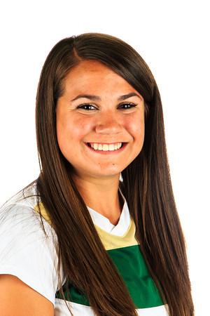#3 Jenny Richards<br /> Position: DEF<br /> Class: Junior<br /> Hometown: Phoenix, Arizona