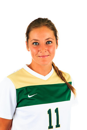 #11 Therese Haybyhn<br /> Position: Defender<br /> Class: Junior<br /> Hometown: Malmo, Sweeden