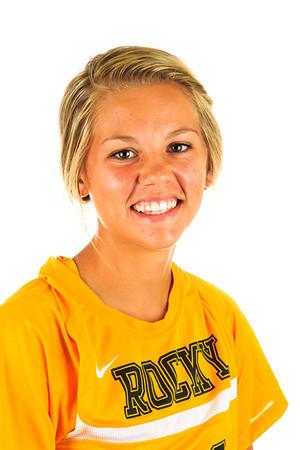 #00 Missy Schultz<br /> Position: GK<br /> Class: Junior<br /> Hometown: Gillette, Wyoming