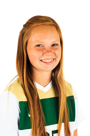 #25 Madilyn Young<br /> Position: MID<br /> Class: Freshman<br /> Hometown: Newport, Washington