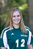 #12 Jacqueline Nelson<br /> Sophomore – Defender  <br /> Great Falls, MT – CM Russell HS<br /> Biology<br /> William and Michelle Nelson