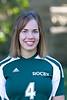 #4 Kelly Muir<br /> Sophomore – Midfielder  <br /> Laurel, MT – Laurel HS<br /> Business<br /> Patty Muir
