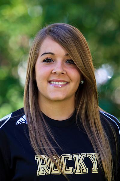 Women's Soccer, Individual Photos '10