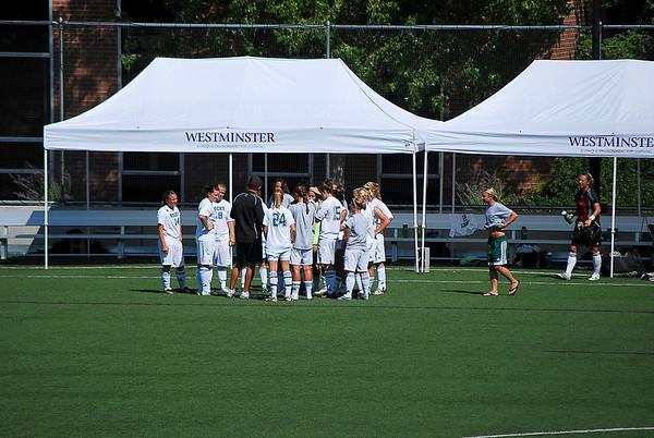 Women's Soccer, Misc. Away '08