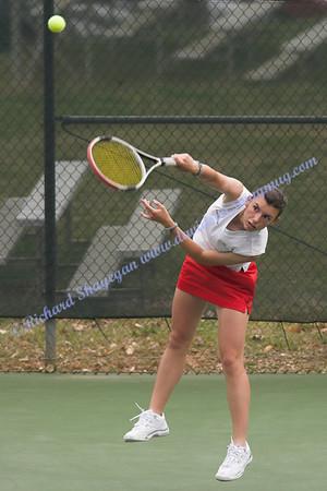 Womens Tennis 2006