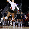 USC Women's Volleyball vs Oregon State 10/22/2010