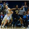 Duke's Haley Peters (33) <br /> Duke vs California Women's Basketball<br /> <br /> Cameron Indoor Stadium<br /> Duke University<br /> Durham, NC <br /> December 2, 2012