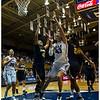 Allison Vernerey (43)<br /> Duke vs California Women's Basketball<br /> <br /> Cameron Indoor Stadium<br /> Duke University<br /> Durham, NC <br /> December 2, 2012