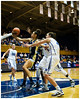 Danielle Hamilton-Carter (#10)<br /> Duke vs Georgia Tech WBB<br /> <br /> Cameron Indoor Stadium<br /> Duke University<br /> Durham, NC<br /> December 6, 2012