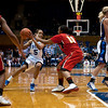 Jasmine Thomas (Duke, 5)<br /> <br /> Cameron Indoor Stadium<br /> Duke University<br /> Durham, NC <br /> January 6, 2011