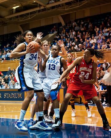 Cameron Indoor Stadium<br /> Duke University<br /> Durham, NC <br /> January 6, 2011