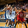 Cameron Indoor Stadium<br /> Duke University<br /> Durham, NC <br /> January 6, 2011