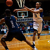 Jasmine Thomas (Duke, 5).<br /> Cameron Indoor Stadium<br /> Duke University<br /> Durham, NC <br /> December 21, 2010
