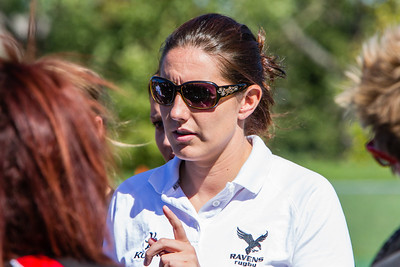 Assistant Coach Larissa Mankis