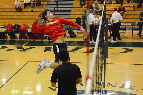 Woodbridge HS Volleyball 3-23-15