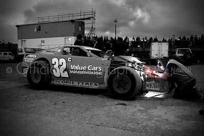 Woodford Glen Speedway,  Christchurch.
