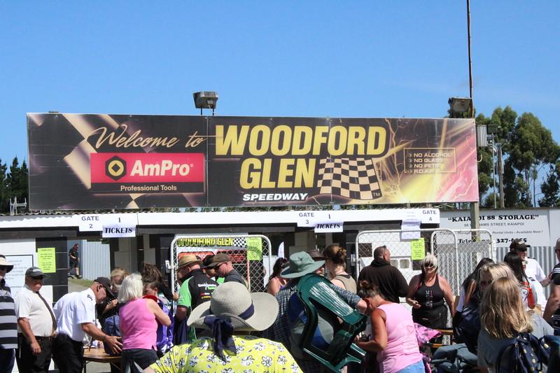 Woodfordglen speedway