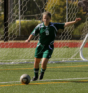 Woodinville High Girls Junior Varsity Soccer verse Ballard High Sept 24, 2011, ©Neir