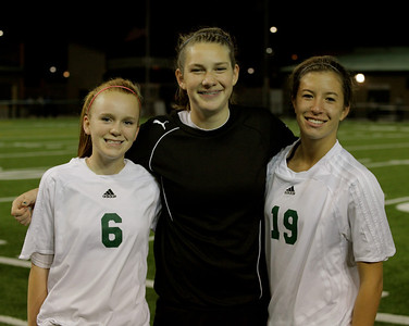 Emily Neubert, Molly Stinson, Alex Johnson
