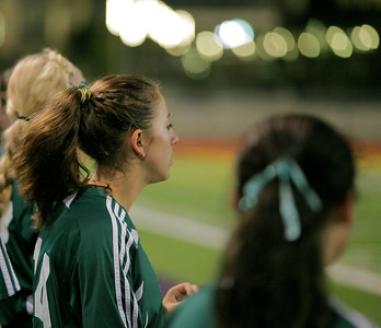 Woodinville High Girls Varsity Soccer verse Issaquah High October 6, 2011   ©Neir