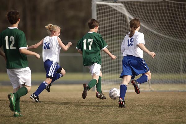 Woodland Soccer 2010