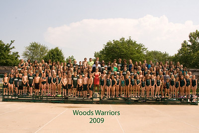 Woods Warriors - Team Photos 2009