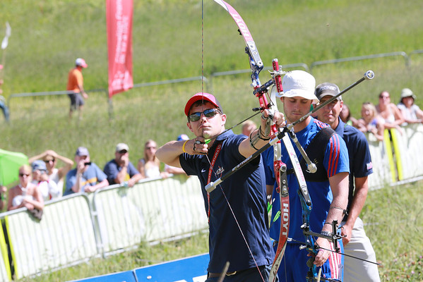 World Archery Field Championships - Val d'Isere