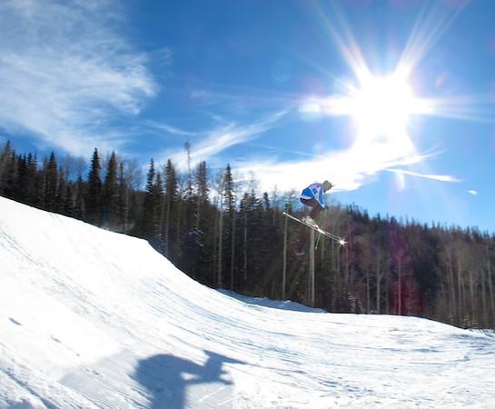 Ski and Sky