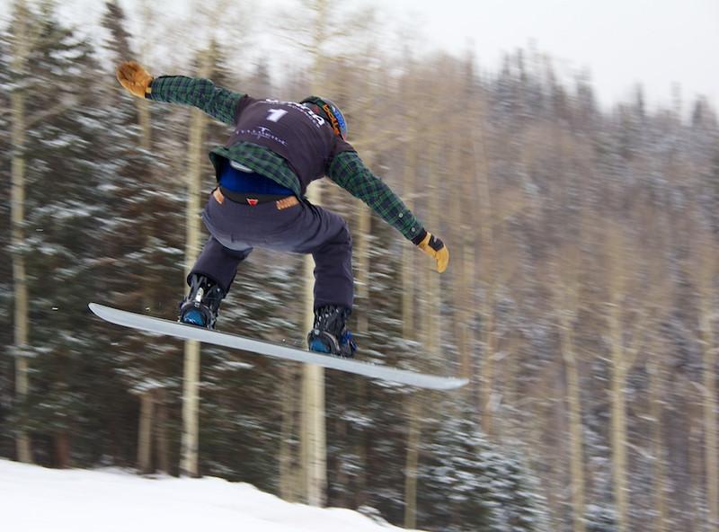 Seth Wescott<br /> Olympic Champion
