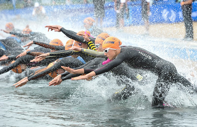 CANADA TRIATHLON WORLD CHAMPIONSHIPS 2014