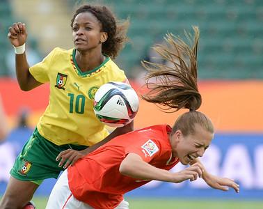 CANADA SOCCER FIFA WOMEN'S WORLD CUP 2015