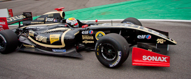 World Series by Renault Spa-Francorchamps 2012