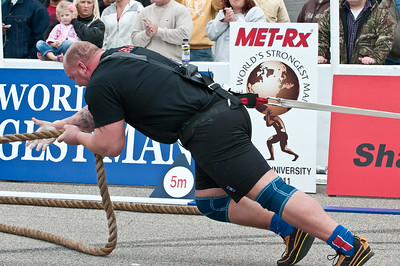 World's Strongest Man Qualifiers 2011