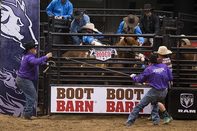World's Toughest Rodeo at the Xcel Energy Center