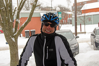 Worst Day of the Year Ride Ann Arbor MI 26 Jan. 2014