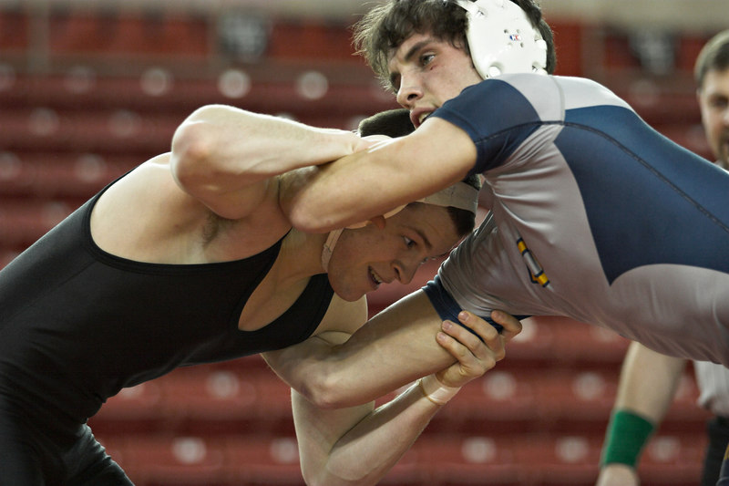 davidson college wrestling ncaa sports