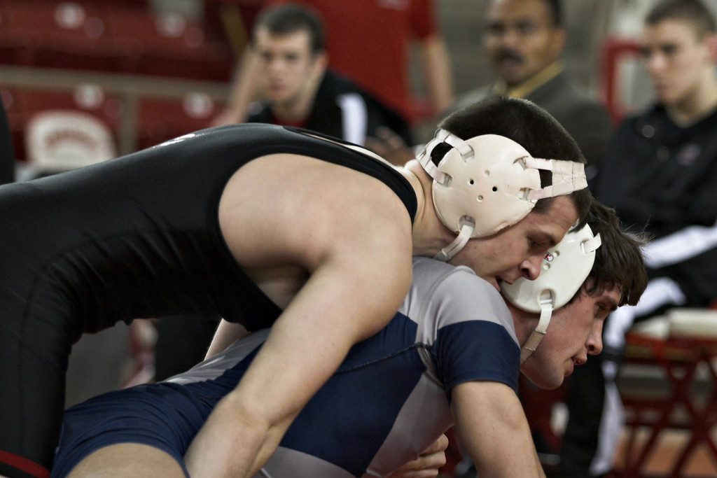 davidson college wrestling ncaa sports