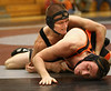 Dobyns-Bennett Jacob Pewitt and Morristown East Chris Majors. Photo by Erica Yoon