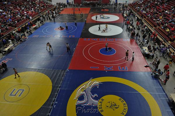 Wrestling 2010-11