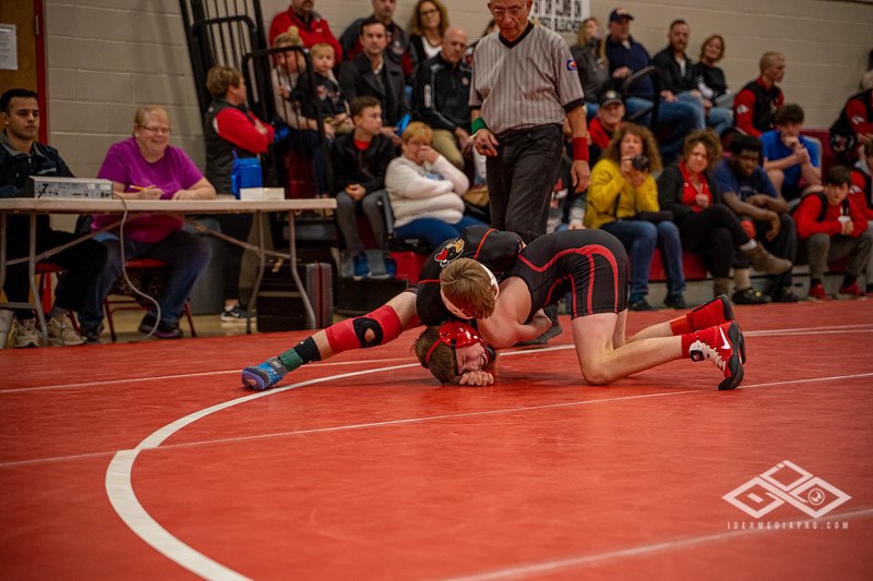 Wrestling at Granite City-09003