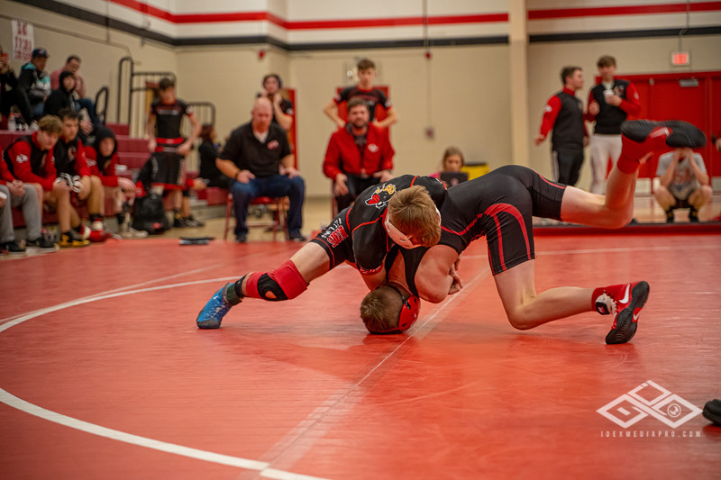 Wrestling at Granite City-08994