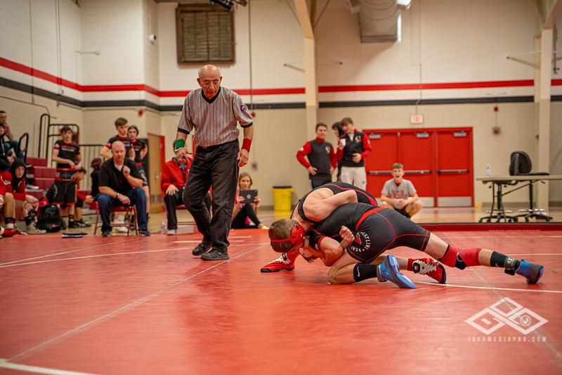 Wrestling at Granite City-08984