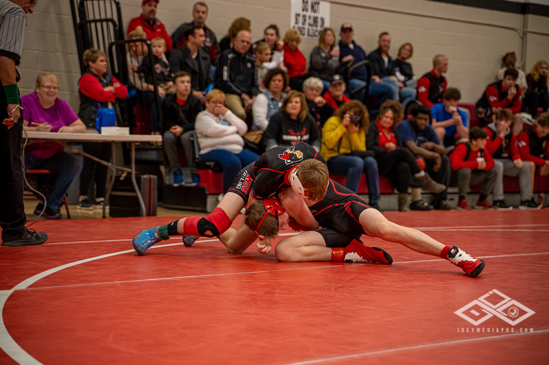 Wrestling at Granite City-09002