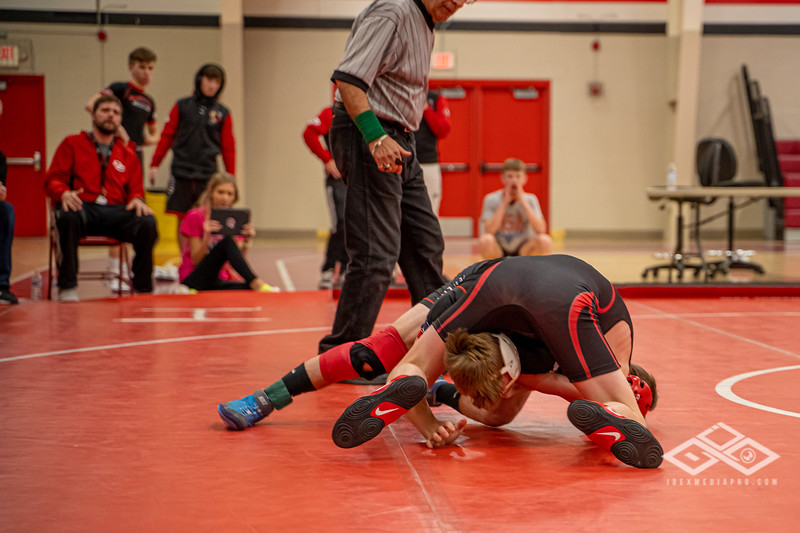 Wrestling at Granite City-08989