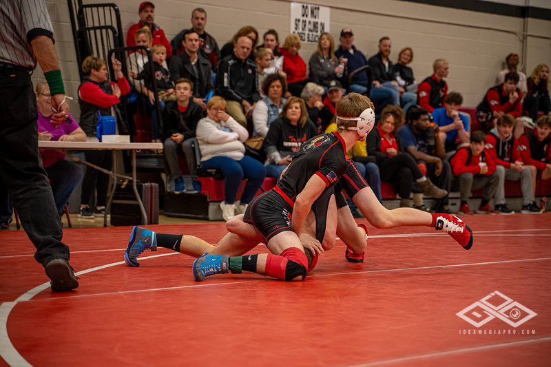 Wrestling at Granite City-09001