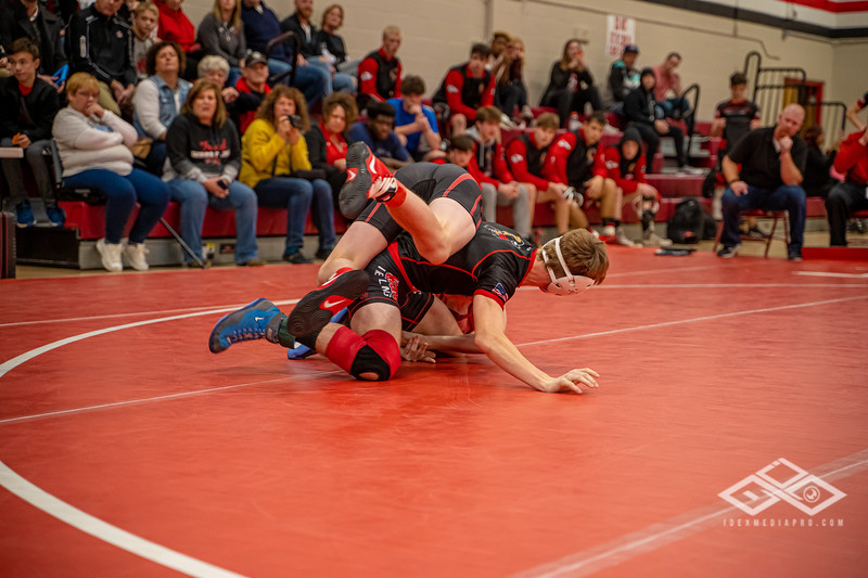 Wrestling at Granite City-08998